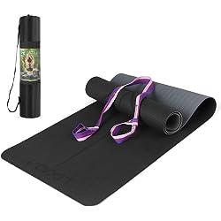 Lixada Esterilla de Yoga