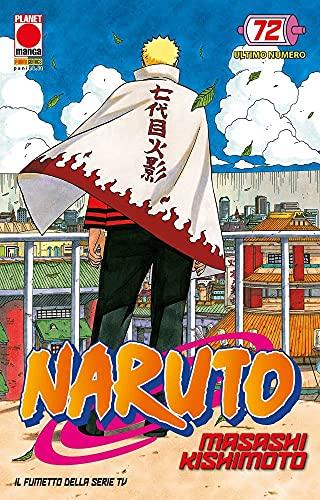 Naruto il Mito N° 72 - Ristampa - Planet Manga - Panini Comics - ITALIANO