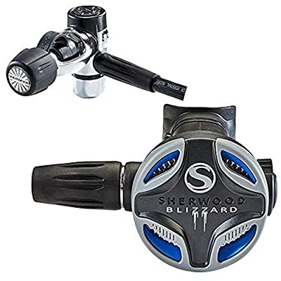 Sherwood Scuba Blizzard Pro Cold Water and Ice Diving Regulator