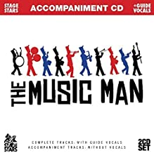 Songs from The Music Man (Accompaniment/Karaoke 2-CD Set) by Various