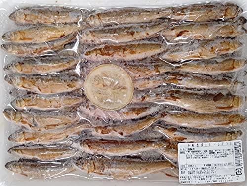 小鮎 煮びたし ( レモン ) 57匹×20P 冷凍 若鮎 稚あゆ あゆ 甘露煮 解凍後そのままお召し上がり頂けます。