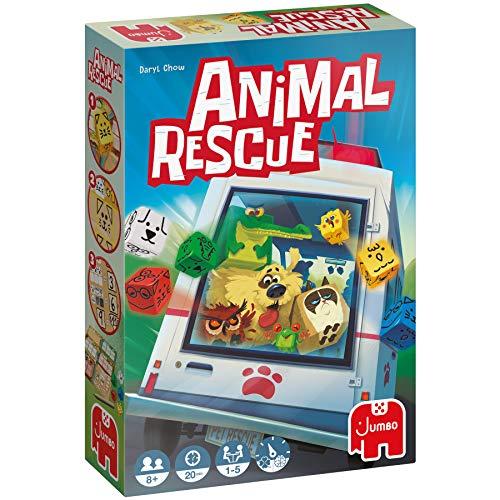 Jumbo Spiele 19783 Spiele - Animal Rescue - Gesellschaftsspiel, Familienspiel - Ab 8 Jahren