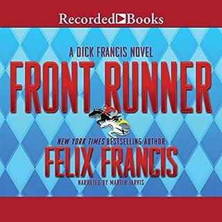 Front Runner audiobook cover art