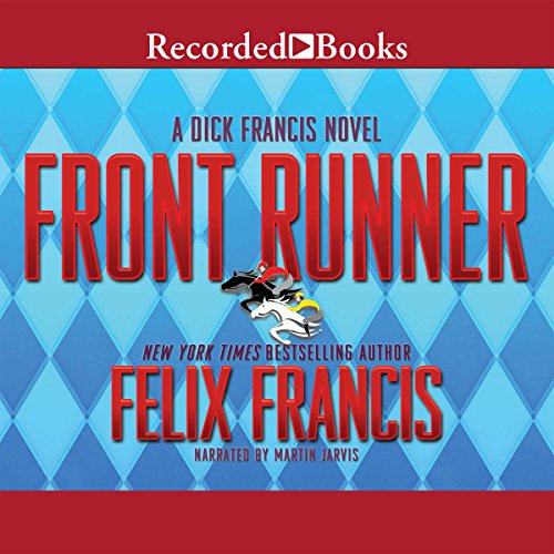 Front Runner audiobook cover art