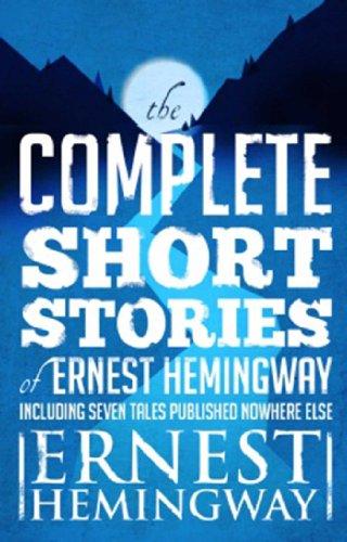 Complete Short Stories Of Ernest Hemingway: The Finca Vigia E
