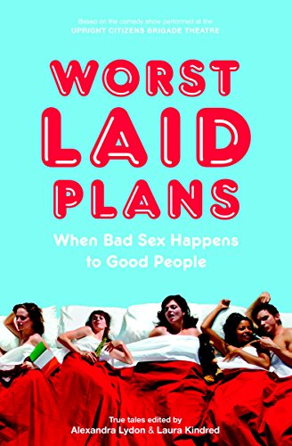 Worst Laid Plans audiobook cover art