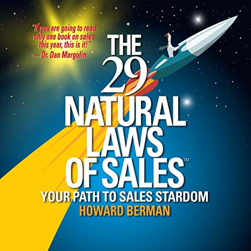 The 29 Natural Laws of Sales audiobook cover art