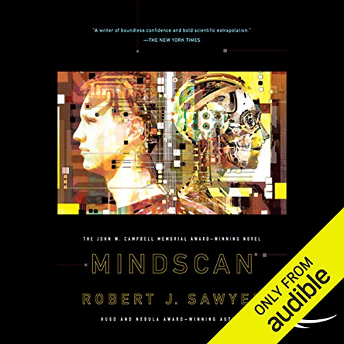 Mindscan audiobook cover art