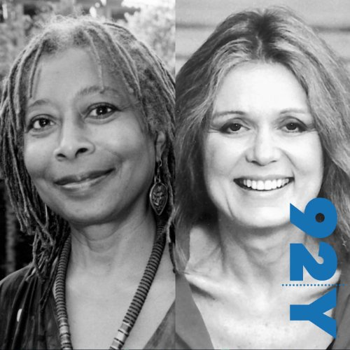 Alice Walker in Conversation with Gloria Steinem at the 92nd Street Y audiobook cover art