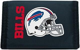 Rico Industries NFL Fan Shop Nylon Trifold Wallet