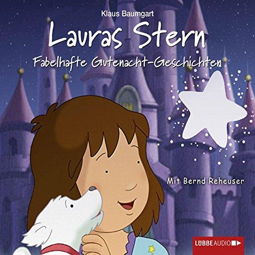 Lauras Stern - Tonspur der TV-Serie, Teil 10: Fabelhafte Gutenacht-Geschichten