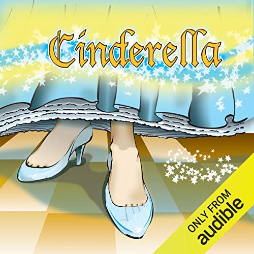 Cinderella Audiobook By Larry Carney cover art