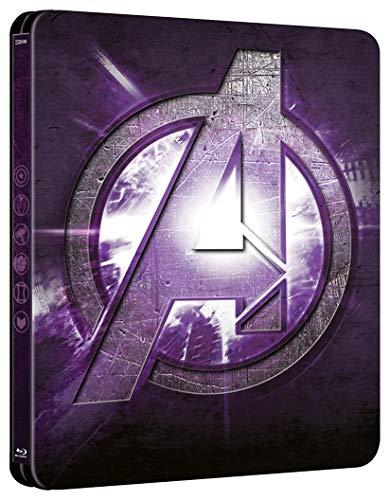 Vengadores Steelbook 1-4 + Disco bonus [Blu-ray]