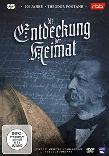 200 Jahre Theodor Fontane - Die Entdeckung der Heimat [2 DVDs]