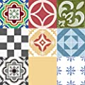 Con-Tact Brand Floor Adorn Flra-12N026-06 Adhesive Decorative and Removable Vinyl