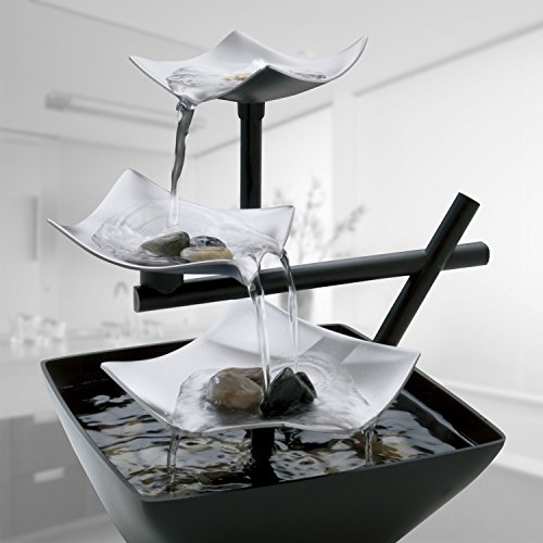 Indoor Relaxation Fountain with Natural Stones