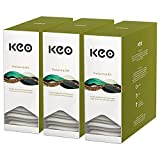 Keo Teachamp Kuvert Polarnacht / 3er Pack