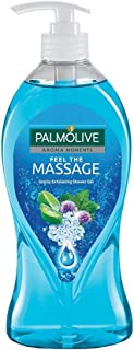 Palmolive Feel the Massage Body Wash, Exfoliating Shower Gel with 100% Natural Thermal Minerals - pH Balanced, No Paraben...