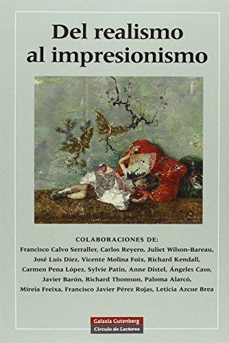 Del Realismo Al Impresionismo (Ilustrados)
