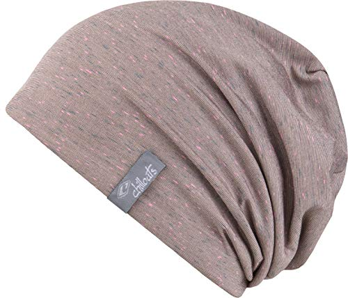 FEINZWIRN leichte Mütze in vielen Farben und Stoffarten (rosa)