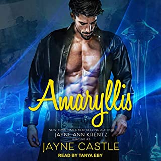 Amaryllis     St. Helen's Series, Book 1              By:                                                                                                                                 Jayne Castle                               Narrated by:                                                                                                                                 Tanya Eby                      Length: 9 hrs and 51 mins     3 ratings     Overall 4.3