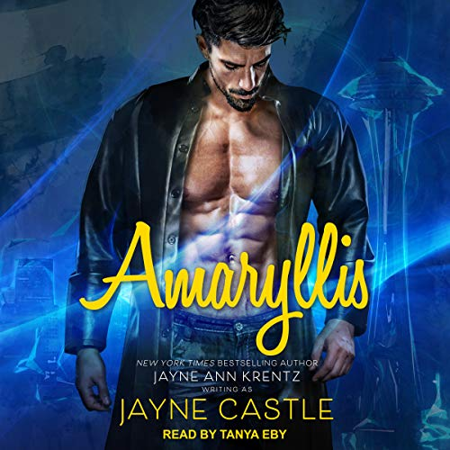 Amaryllis audiobook cover art