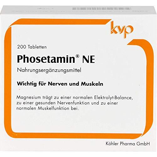 Phosetamin NE Tabletten, 200 St. Tabletten