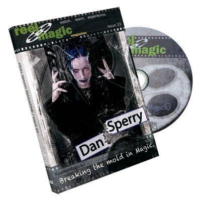 Reel Magic Episode 33 (Dan Sperry) - DVD
