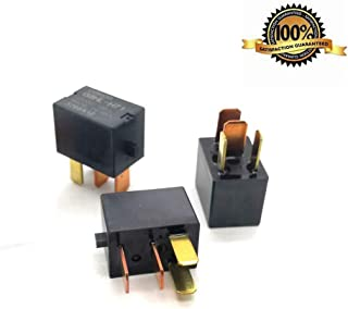 3 Pack Genuine 39794-SDA-A05 Power Relay Assembly for 2003-2014 Accord 2006-2014 Civic 2007-2014 Acura MDX CR-V