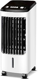 WIVGH Aire Acondicionado Portátil Sala Piso Ventilador Frio Blanco Ventilador Frio 58 * 23 CM