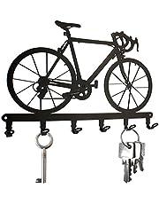 Sleutelrek/haak racefiets * - Sleutelboard fiets, sleutelrek, metaal - 6 haak