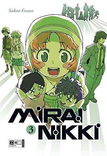 Mirai Nikki 03