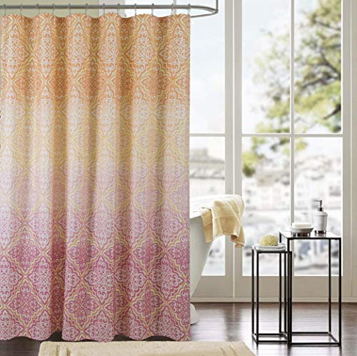 RT Designers Collection Mia Printed Canvas 13-Piece Shower...