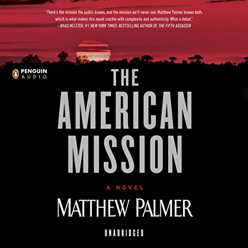 The American Mission audiobook cover art