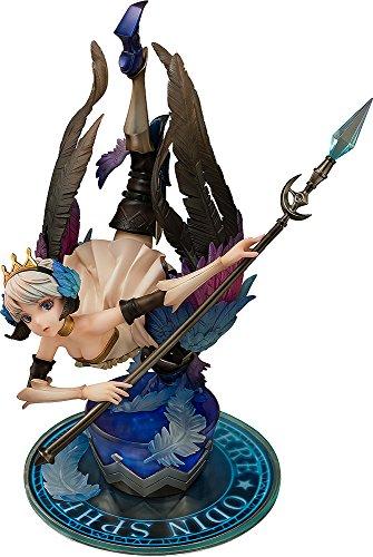 Aquamarine Odin Sphere: Leifthrasir Gwendolyn Winged Maiden Warrior Ver. 1/8 Scale Figura