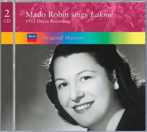 Mado Robin, Jean Borthayre, Agnes Disney, Libero de Luca, L'Orchestre de l'Opéra-Comique, Paris & Georges Sebastian