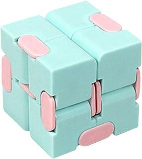 kelebin Infinite Cubes Sensory Stress Relief Decompression Toys Fidget for Kids Adults
