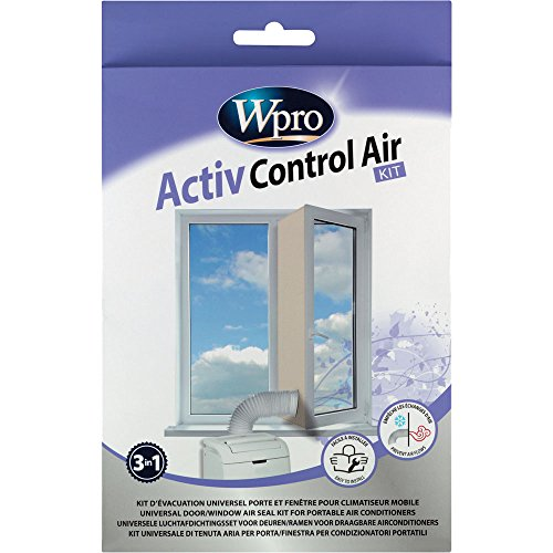 Wpro 484000001135 Sèche-linge Accessoires/Compatible avec tous les fabricant Mobile marque, Car l'Échange Air entre intérieur/extérieur unterbunden sera