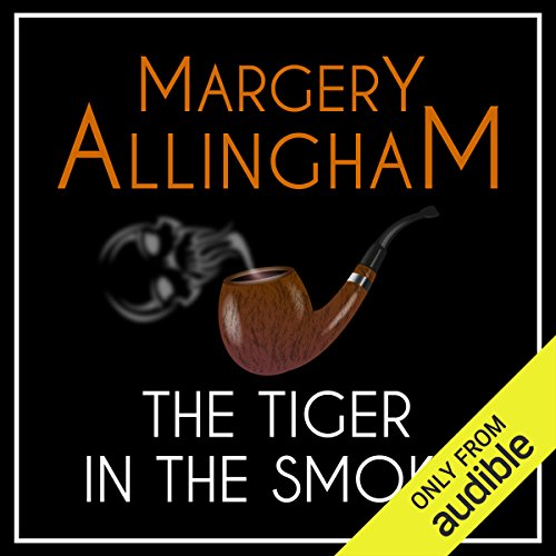 The Tiger in the Smoke  audiobook cover art
