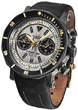 Vostok-Europe Lunokhod 2 Chronograph Multi-Function Men's Dive Watch 6S21/620E277