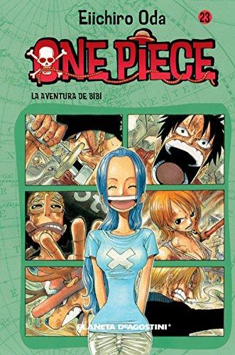 One Piece nº 23: La aventura de Bibi (Manga Shonen)