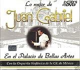 Lo Mejor En El Palacio De Bellas Artes 2CDs + DVD