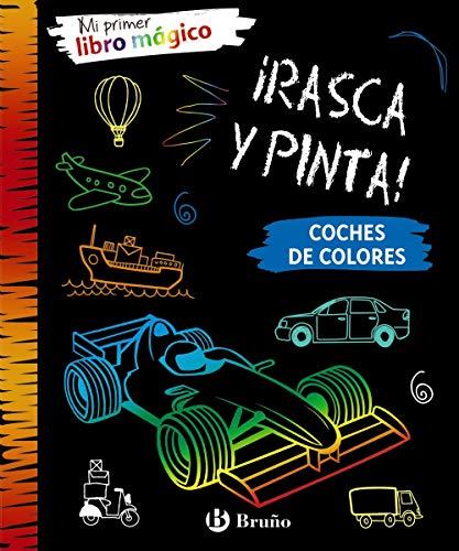 Mi primer libro mágico. Coches de colores (Castellano - A Partir De 6 Años - Manipulativos (Libros Para Tocar Y Jugar), Pop-Ups - Otros Libros)