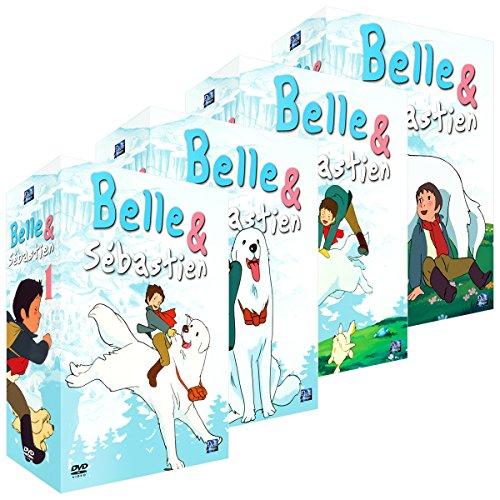Belle et Sébastien-Intégrale-4 Coffrets (16 DVD)