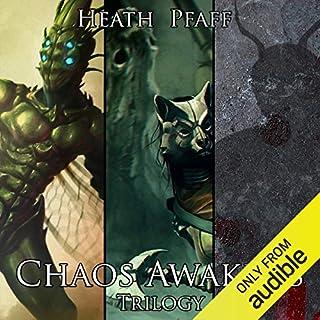 Chaos Awakens Trilogy audiobook cover art