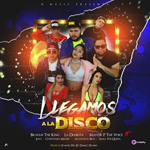Brayan The King feat. Jsayl, Allan En El Beat, MasterPI TheVoice, La Diablita, Alma The Queen & Constanza Milliet