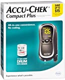 Accu-chek Compact Plus Diabetes Monitoring Kit (1)