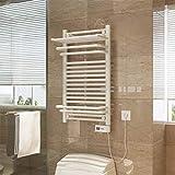 BANANAJOY Calentador de Toallas Calientes, Calentador de Toallas for el baño Caliente la Rejilla de Secado con termostato...