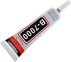COLLE B7000 25 ML Super Glue Pour Réparation Pose Téléphones Smartphones Tablettes Bijoux Livres reliure Cuir Chaussures p...