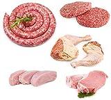 Colis de Viande Familial 4,3 Kg - Assortiment de viandes de qualité Origine France